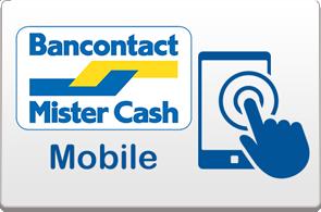LuckyGames - Appli Bancontact - Créditez votre compte en un clic !