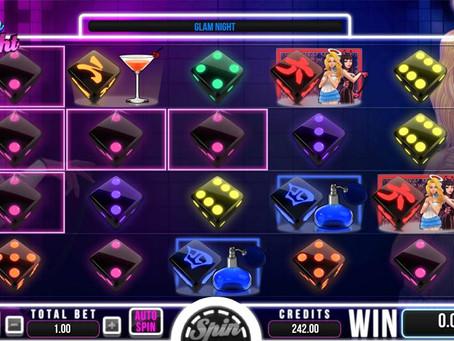 Dice Slot Streak Glam Night - LuckyGames Casino