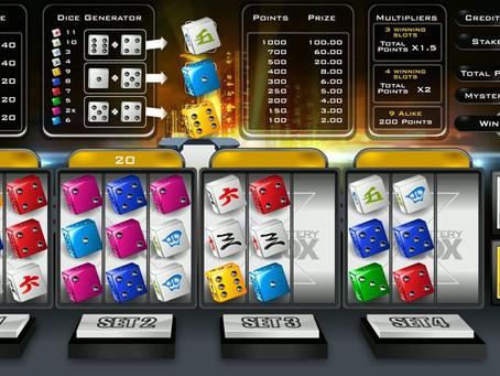 Jeu de dice Mystery Box - LuckyGames Casino
