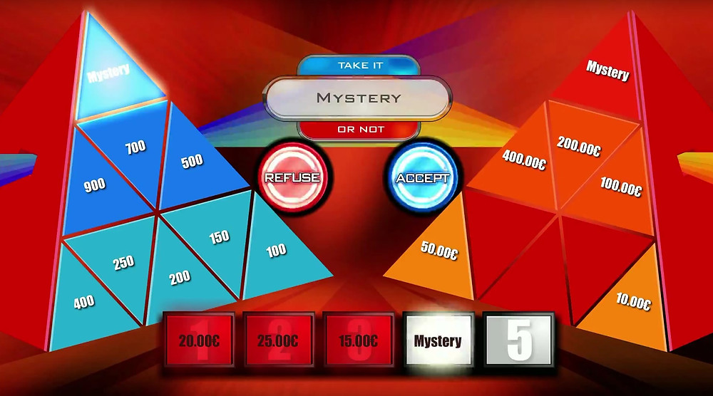 Blog LuckyGames.be - Gaming1 Dice Game Take It Or Not