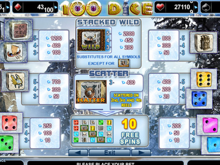 EGT 100 Dice Slot - Casino LuckyGames