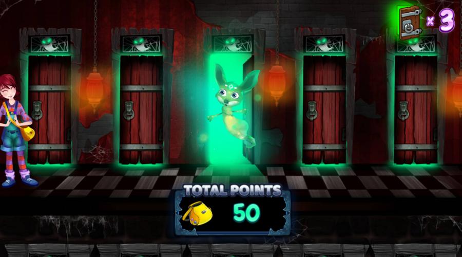 Blog LuckyGames.be - Gaming1 Spook Mansion Jeu de dés