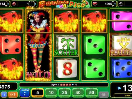 EGT Burning Dice Dice Slot - Casino LuckyGames