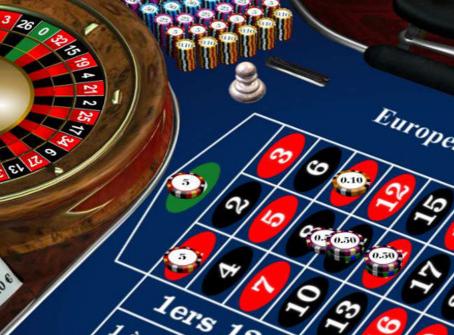 Découvrez la roulette européenne petites mises sur Luckygames