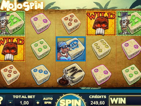 Mojo Spin Dice Slot - LuckyGames Casino