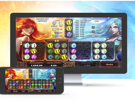 Spirit Sisters Game Airdice - Casino LuckyGames
