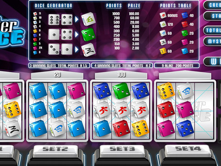 Master Dice Dice Game - LuckyGames Casino