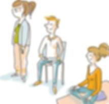 Méditation grenoble pour anciens