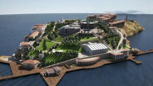 Adnan Menderes Demokrasi ve Özgürlük Adası
