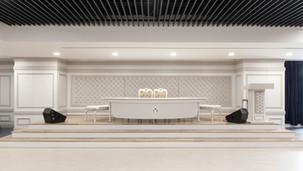 Üsküdar Belediyesi Çok Amaçlı Salonlar / Gala Salonu