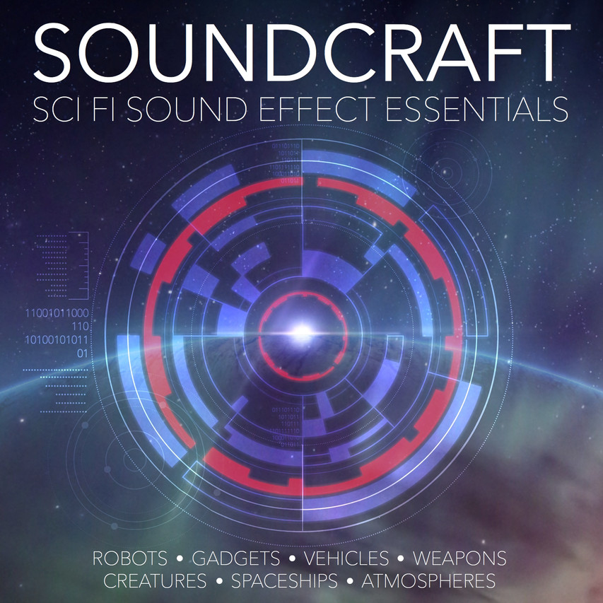 SCI FI SOUND EFFECTS ESSENTIALS