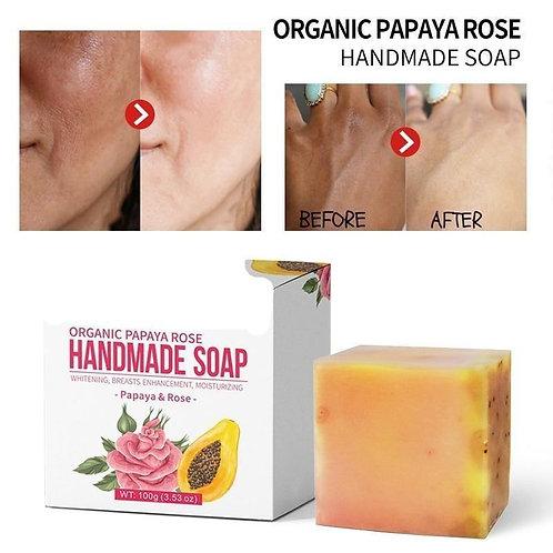 Handmade Organic Soap Body Face Cleanser