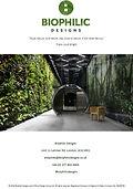 Biophilic Designs