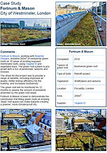 Living Roofs & Living Walls Report