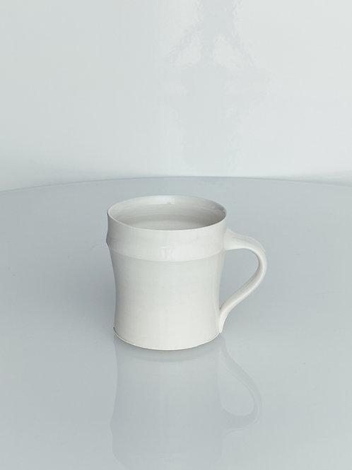 Bamboo Mug White