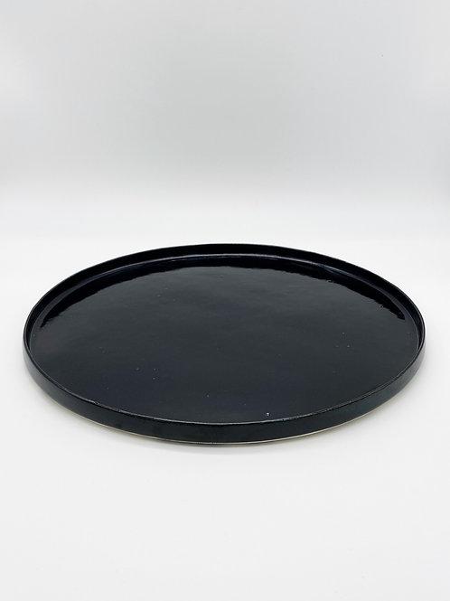 平皿 XL ダークブルー