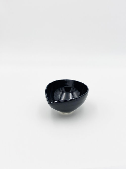 Almond Bowl S Dark Blue