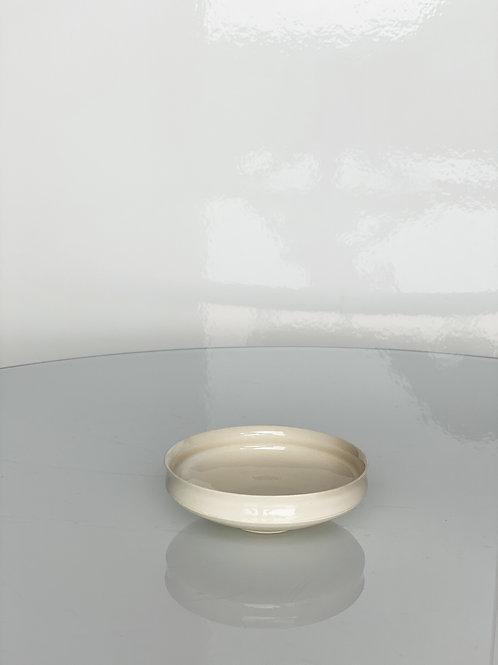 Soy Dish White