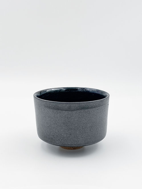 Straight Bowl Black/Dark Blue