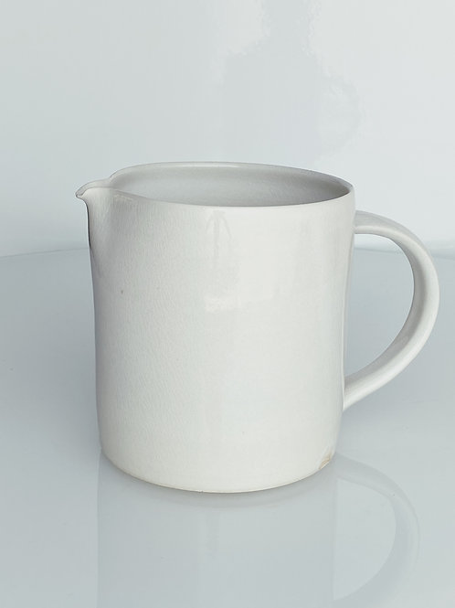 Pitcher White