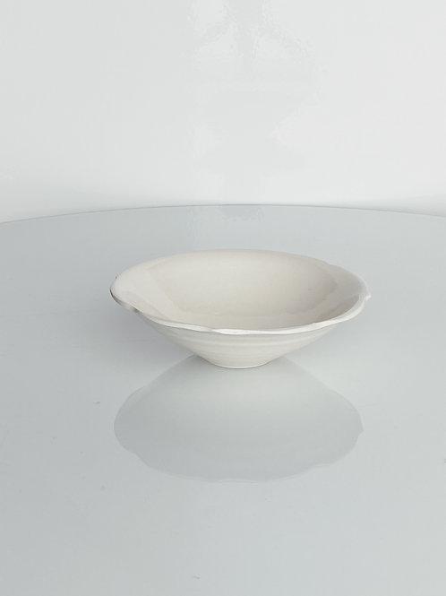 Chakra Bowl M White