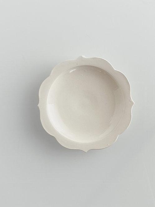 Chakra Plate M White