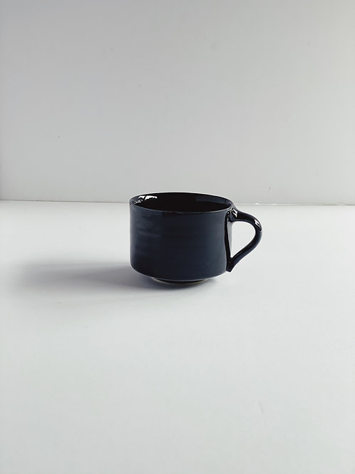 Stout Mug Dark Blue L