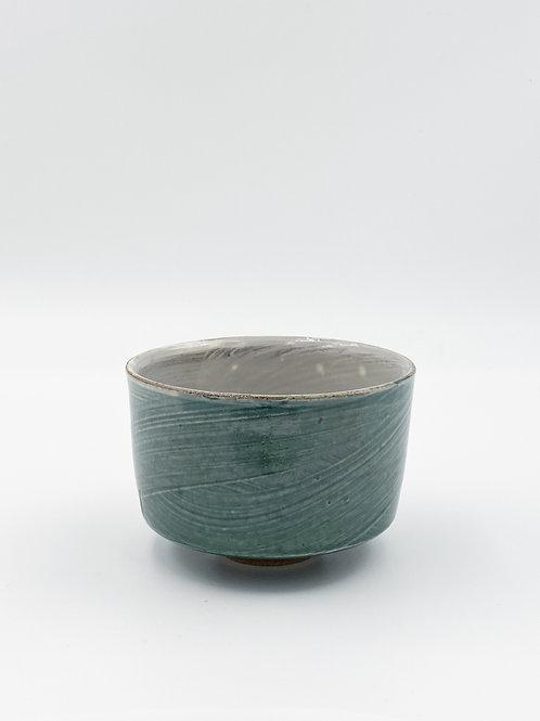 Straight Bowl Green/Hakeme