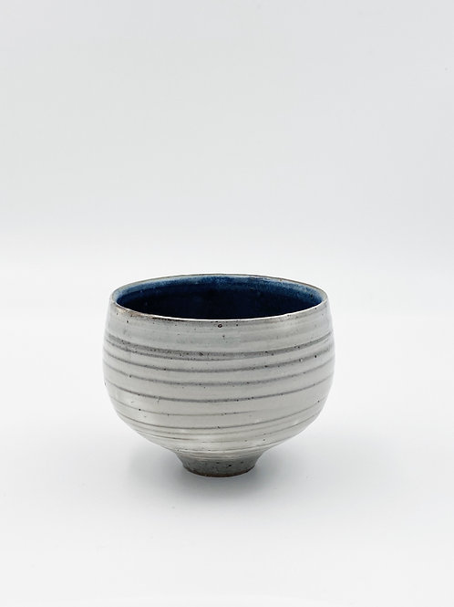 Round Bowl  Hakeme/Blue Jeans