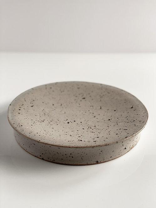 Pedestal Plate Quail