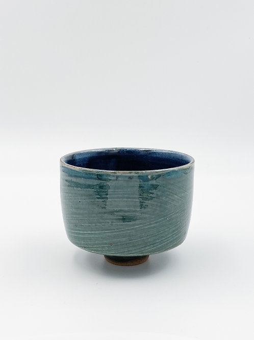 Straight Bowl Green/Blue Jeans