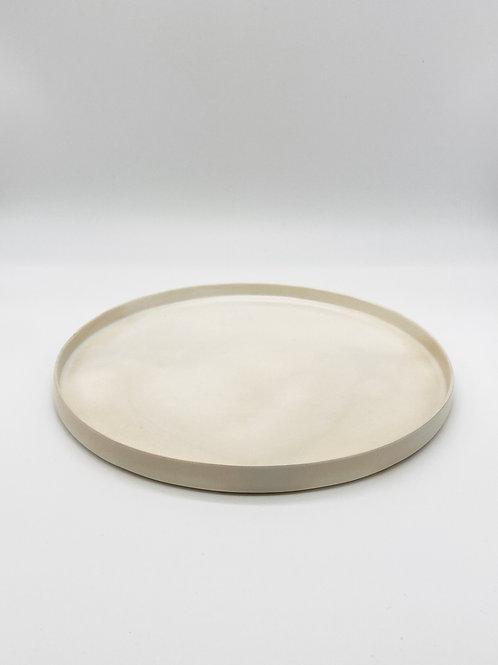 平皿 L 白