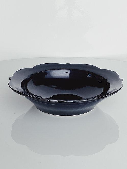 Chakra Pasta Bowl Dark Blue