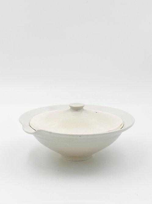 Tea Pot White B