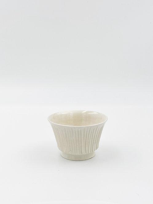 しのぎカップ 白