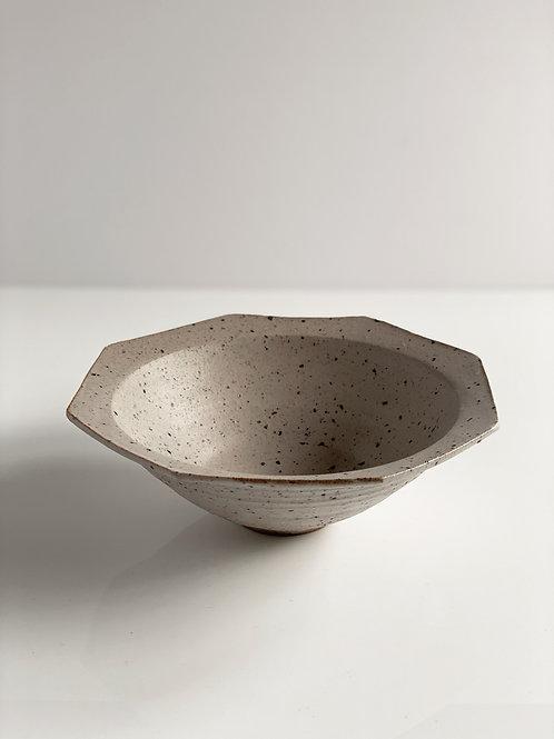 Octagon Bowl Quail