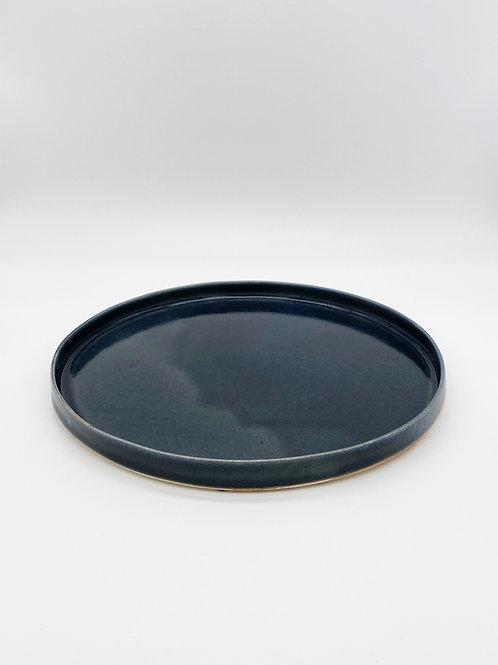 平皿 L ブルージーンズ