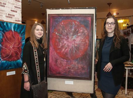 Výstava obrazov v Bratislave