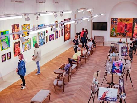 Výstavy v roku 2019