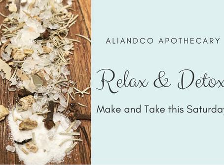 Relax & Detox