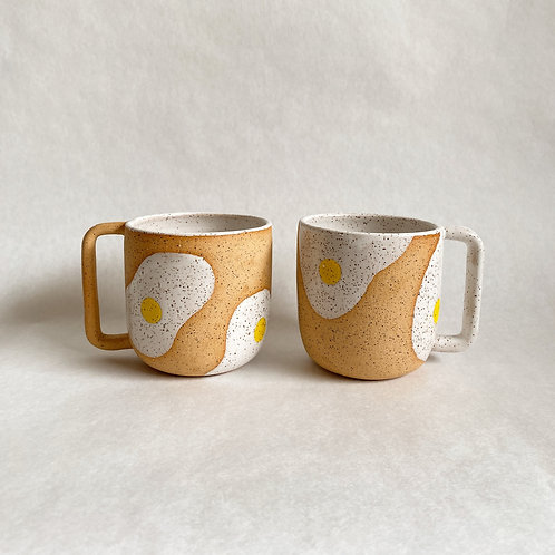 sunny-side-up mug (12 oz)