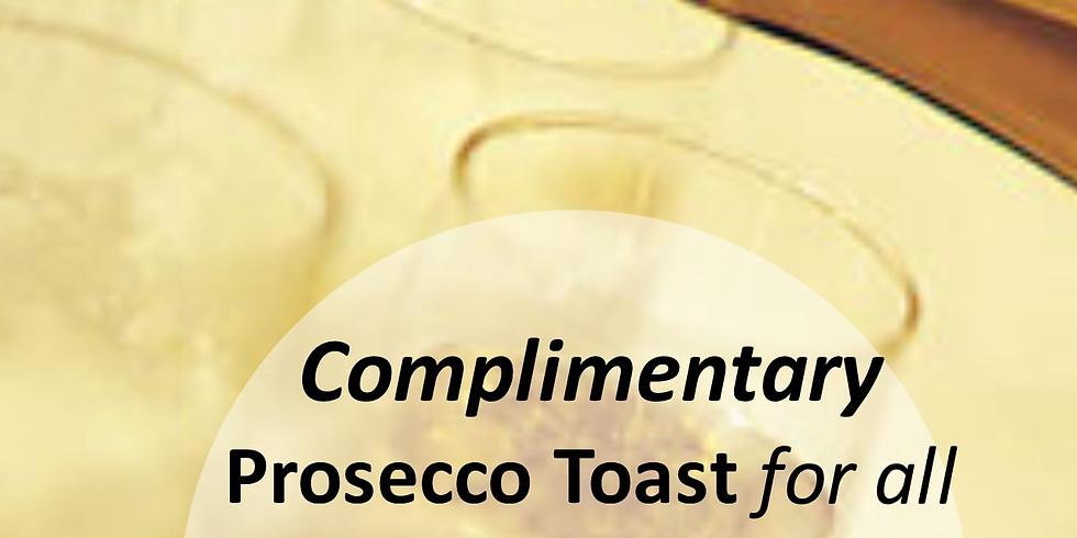 Celebrate at Ristorante Piccolo!