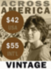 Vintage Across America Poster