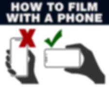 How to Film wth Cell Phone