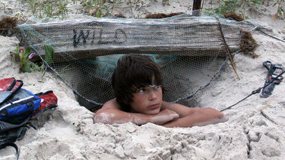 WILD Beach Shelter — Texas Coast
