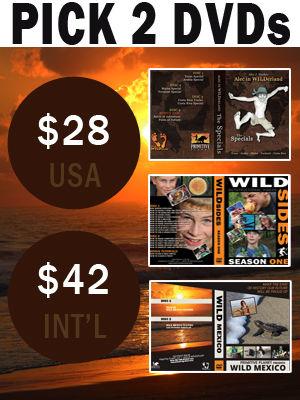 WILDerland DVDs