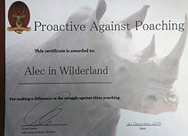 WILDerland - Proactive Against Poaching