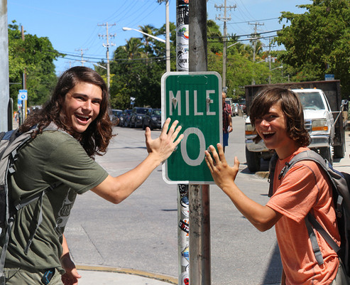 Alec Mile 0 — There and Back Again
