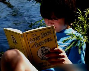 Alec — The Boys Book of Survival