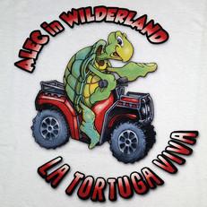 WILDerland Turtle Logo